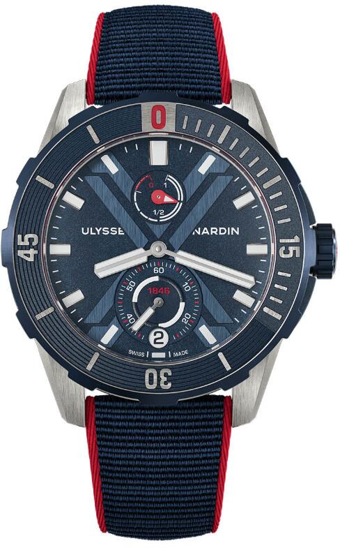 Ulysse Nardin Diver X Nemo Point 1183-170LE/93-NEMO Replica Watch